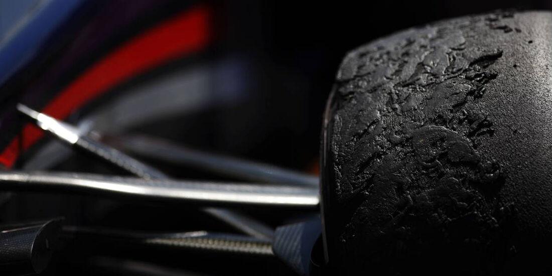 Reifen  - Formel 1 - GP England - 30. Juni 2013