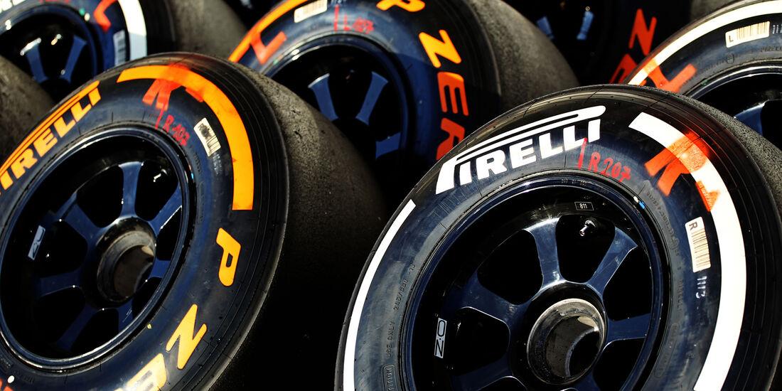 Reifen - Formel 1 - GP Japan - 12. Oktober 2013