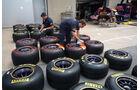 Reifen GP Kanada 2011