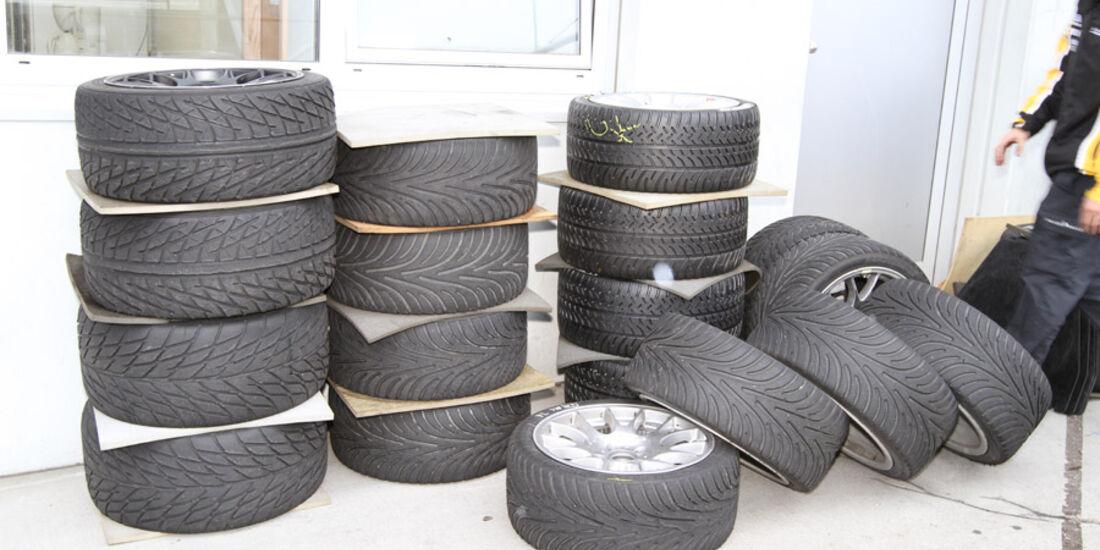 Reifen, VLN, Langstreckenmeisterschaft, Nürburgring