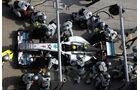Reifenwechsel GP Türkei 2011