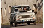 Renault 4, Frontansicht, Fahrt