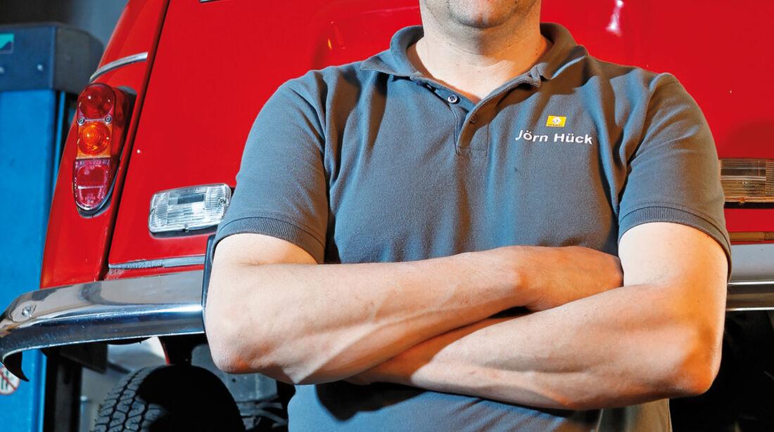 Renault 4, Jörn Hück