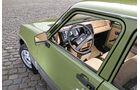 Renault 5, Cockpit, Lenkrad