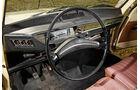 Renault 6, Cockpit, Lenkrad