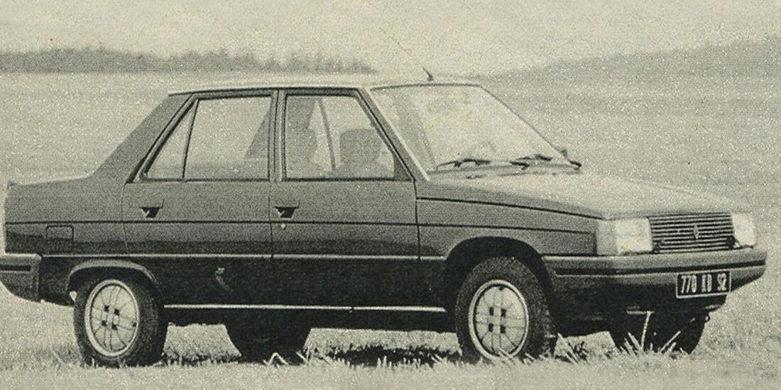 Renault, 9, IAA 1981