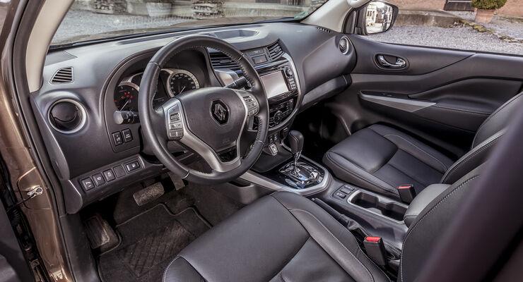 Renault Alaskan Interieur
