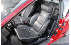 Renault Alpine A 610 Turbo, Fahrersitz