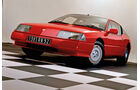 Renault Alpine A 610 Turbo, Front