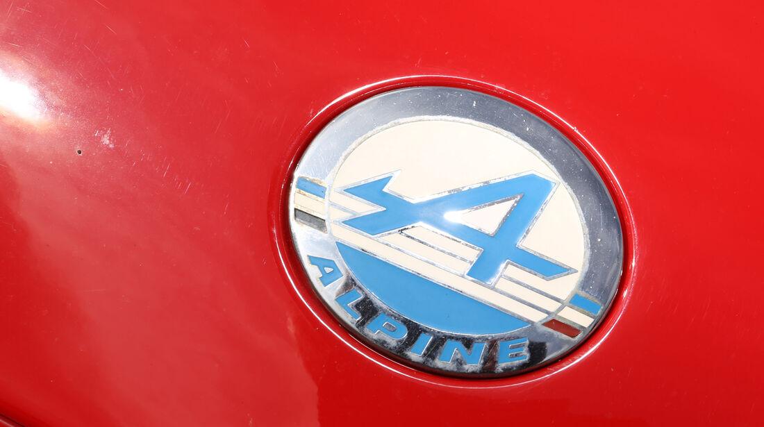 Renault Alpine A610 TURBO, Emblem