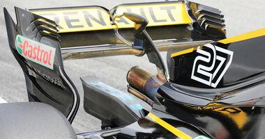 Renault - Barcelona - F1-Test - 2018