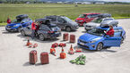 Renault Captur, Opel Insignia, Citroen Berlingo, VW Multivan, Skoda Kodiaq, Kia Ceed, Exterieur