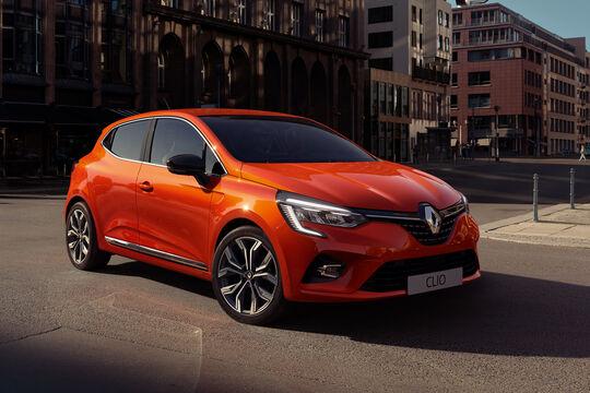 Renault Clio 2019 Teaserbild Highres