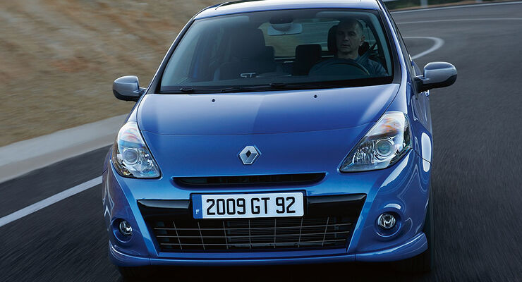 Renault Clio GT Facelift 2009