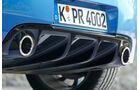 Renault Clio Gordini R.S., Auspuff