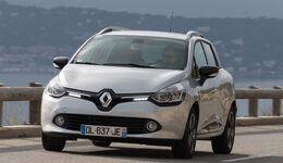 Renault Clio Grandtour, Frontansicht