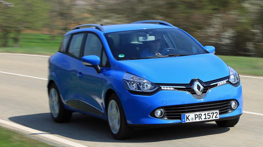 Renault Clio Grandtour TCe 90 Dynamique, Frontansicht