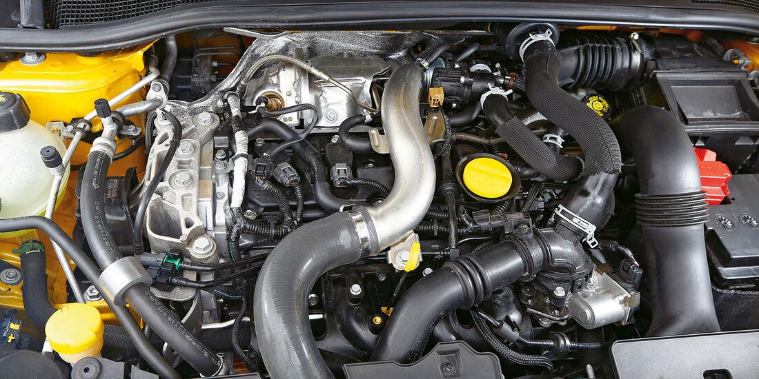 Renault Clio R.S., Motor