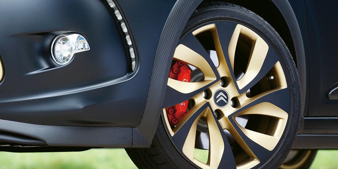 Renault Clio R.S., Rad, Felge, Bremse