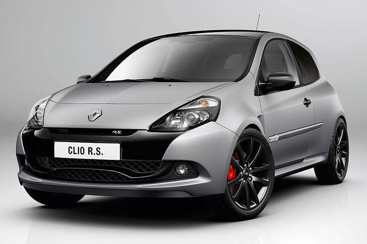 "Renault Clio RS ""sport auto-Edition"""