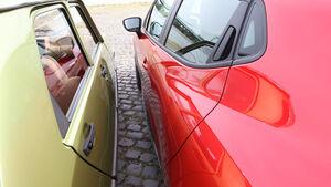 Renault Clio, Renault R5 GTL, Seitenlinie