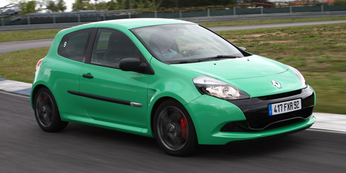 Renault Clio Sport Cup