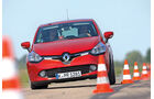 Renault Clio TCe 90, Frontansicht