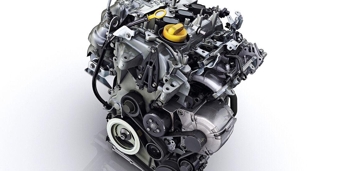 Renault Dreizylindermotor, TCe-Benziner