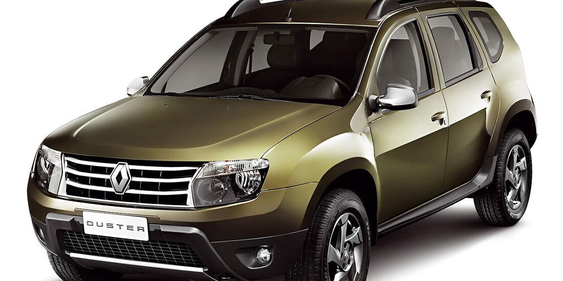 Renault Duster Brasilien