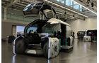Renault EZ Pro Lieferwagen-Studie (2018)