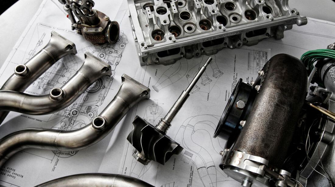 Renault F1 Motor 2014 V6