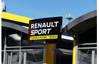 Renault - F1 - Motorhome - GP Spanien 2016 - Barcelona