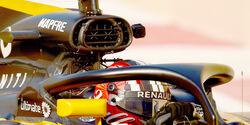 Renault - F1-Testfahrten - Abu Dhabi - 2017