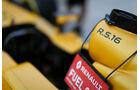 Renault - Formel 1 - GP Abu Dhabi - 24. November 2016