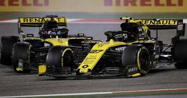 Renault - Formel 1 - GP Bahrain - 2019