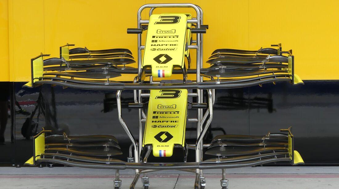 Renault - Formel 1 - GP Bahrain - 30. März 2019