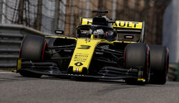 Renault - Formel 1 - GP China 2019