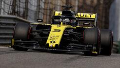Renault - Formel 1 - GP China 2019