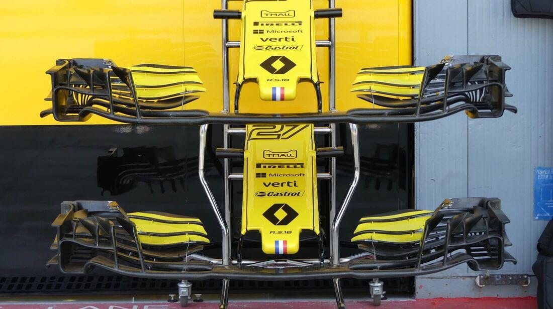 Renault - Formel 1 - GP Italien - 30. August 2018