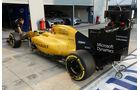 Renault - Formel 1 - GP Italien - Monza - 1. September 2016
