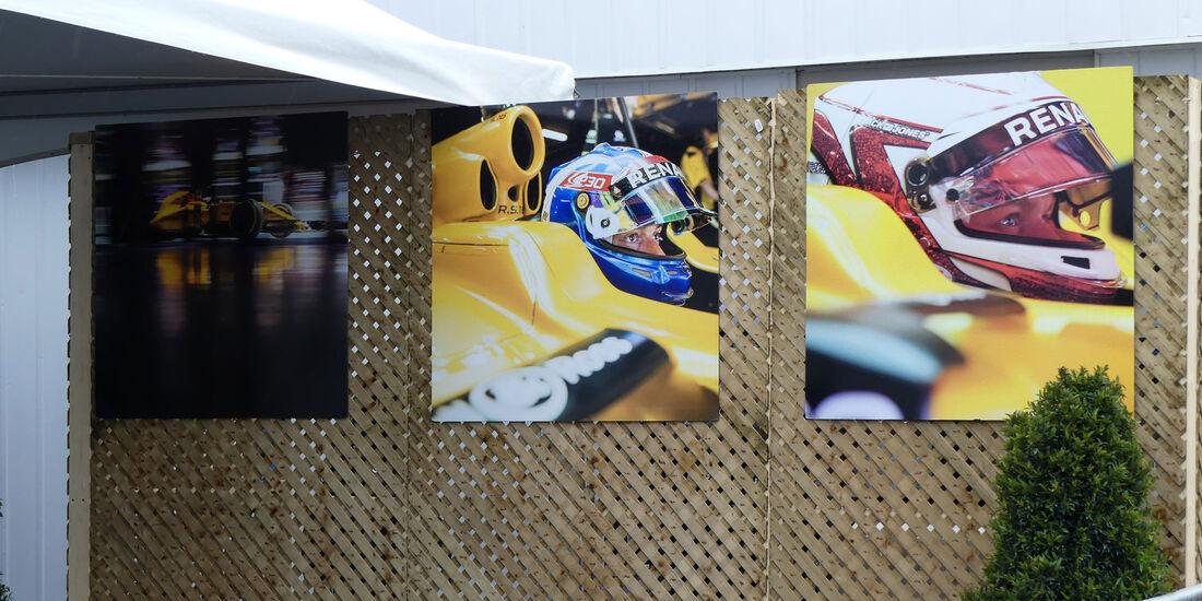 Renault - Formel 1 - GP Kanada - Montreal - 9.6.2016