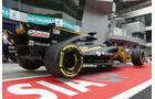 Renault - Formel 1 - GP Malaysia - Sepang - 28. September 2017