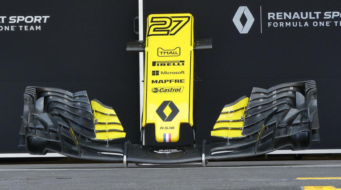 Renault - Formel 1 - GP Mexiko - 24. Oktober 2018