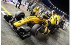 Renault - Formel 1 - GP Singapur - 2016
