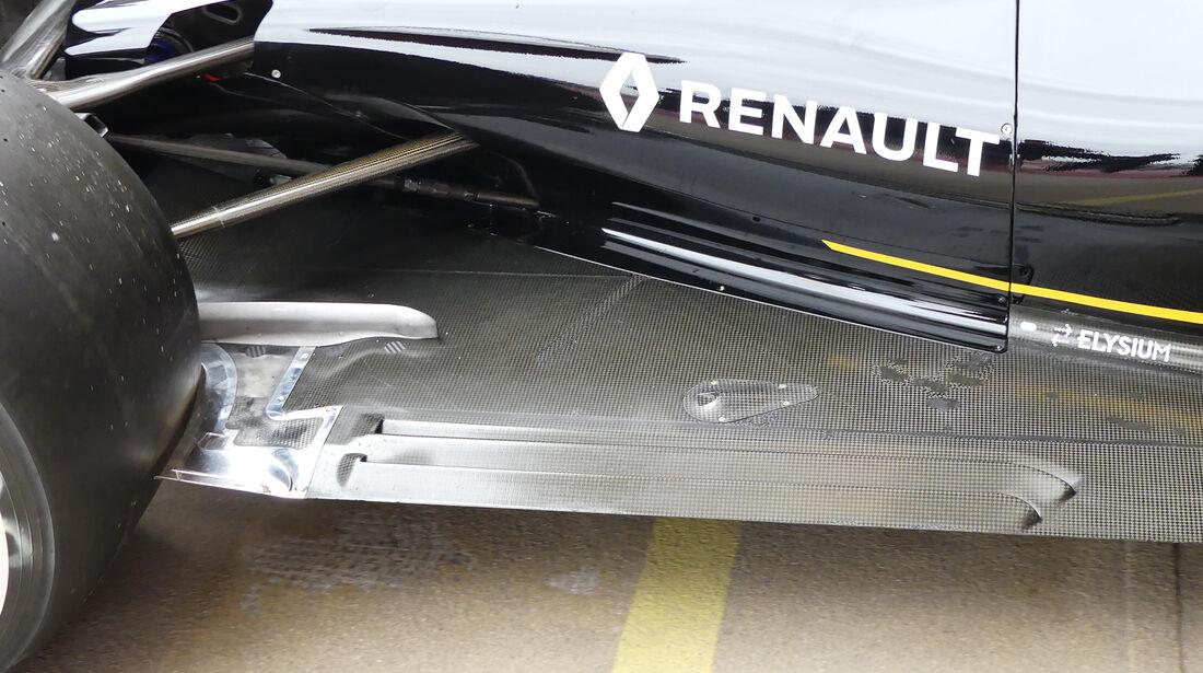 Renault - Formel 1 - GP Spanien - Barcelona - 10. Mai 2018