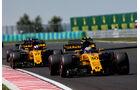 Renault - Formel 1 - GP Ungarn 2017