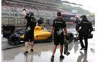 Renault - Formel 1 - GP Ungarn - 23. Juli 2016