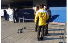 Renault - Formel 1 - Jerez - Test - 30. Januar 2014