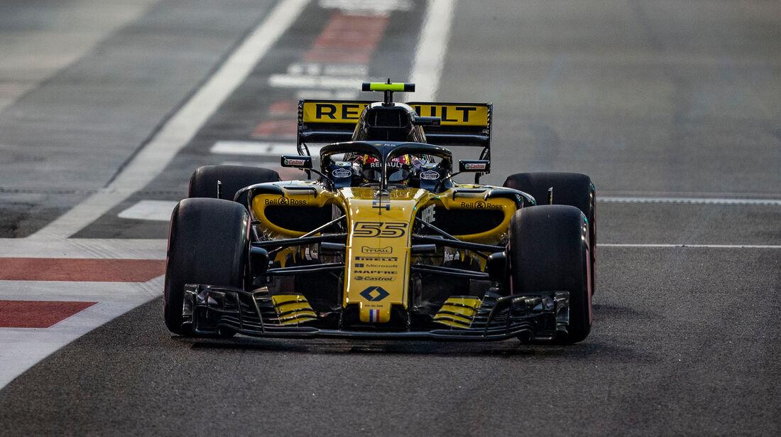 Renault - GP Abu Dhabi 2018