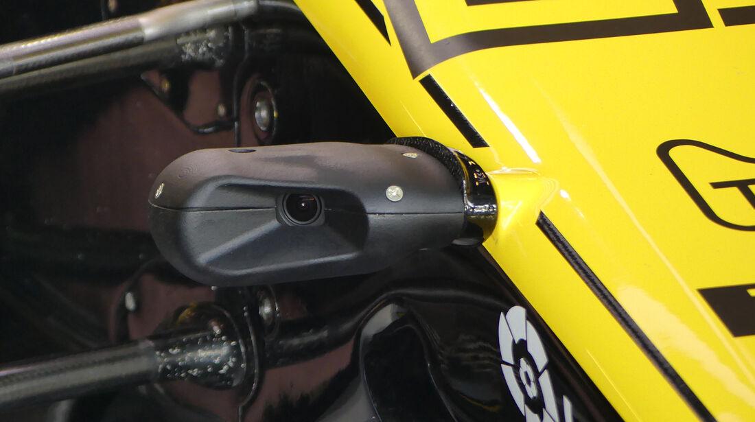 Renault - GP Abu Dhabi - Formel 1 - 23. November 2018